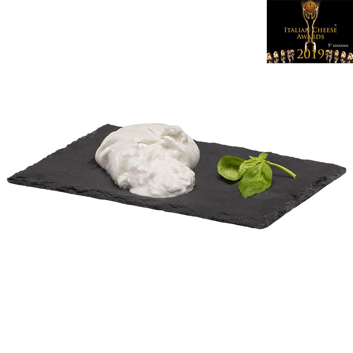 Burrata Pugliese formaggio italiano di prima qualità vendita online