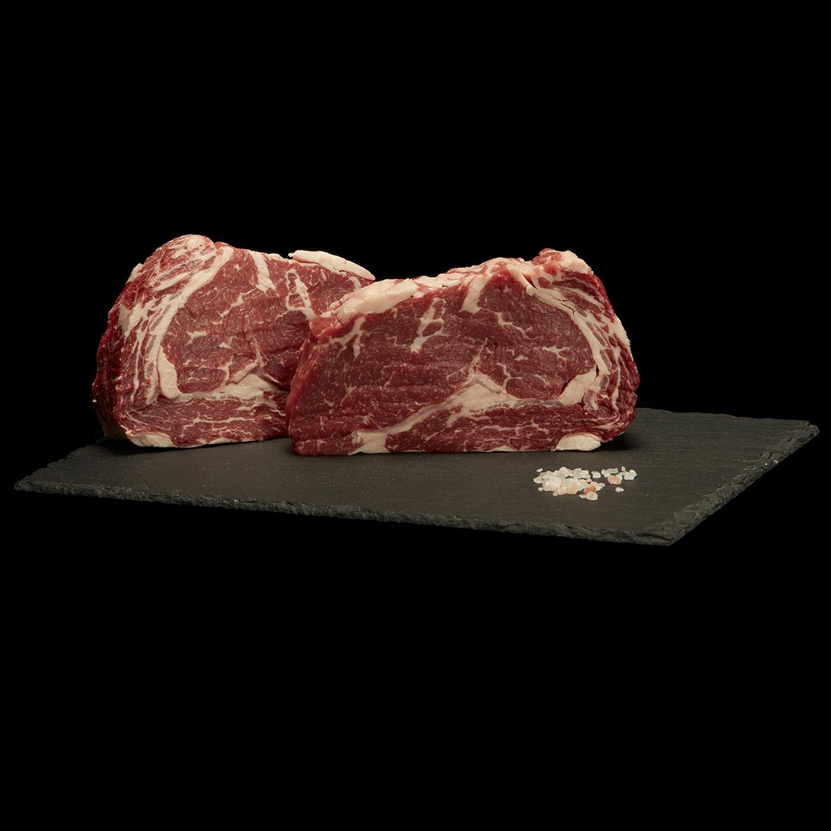 Ribeye Black Angus USA Kansas Ranch carne di qualità vendita online
