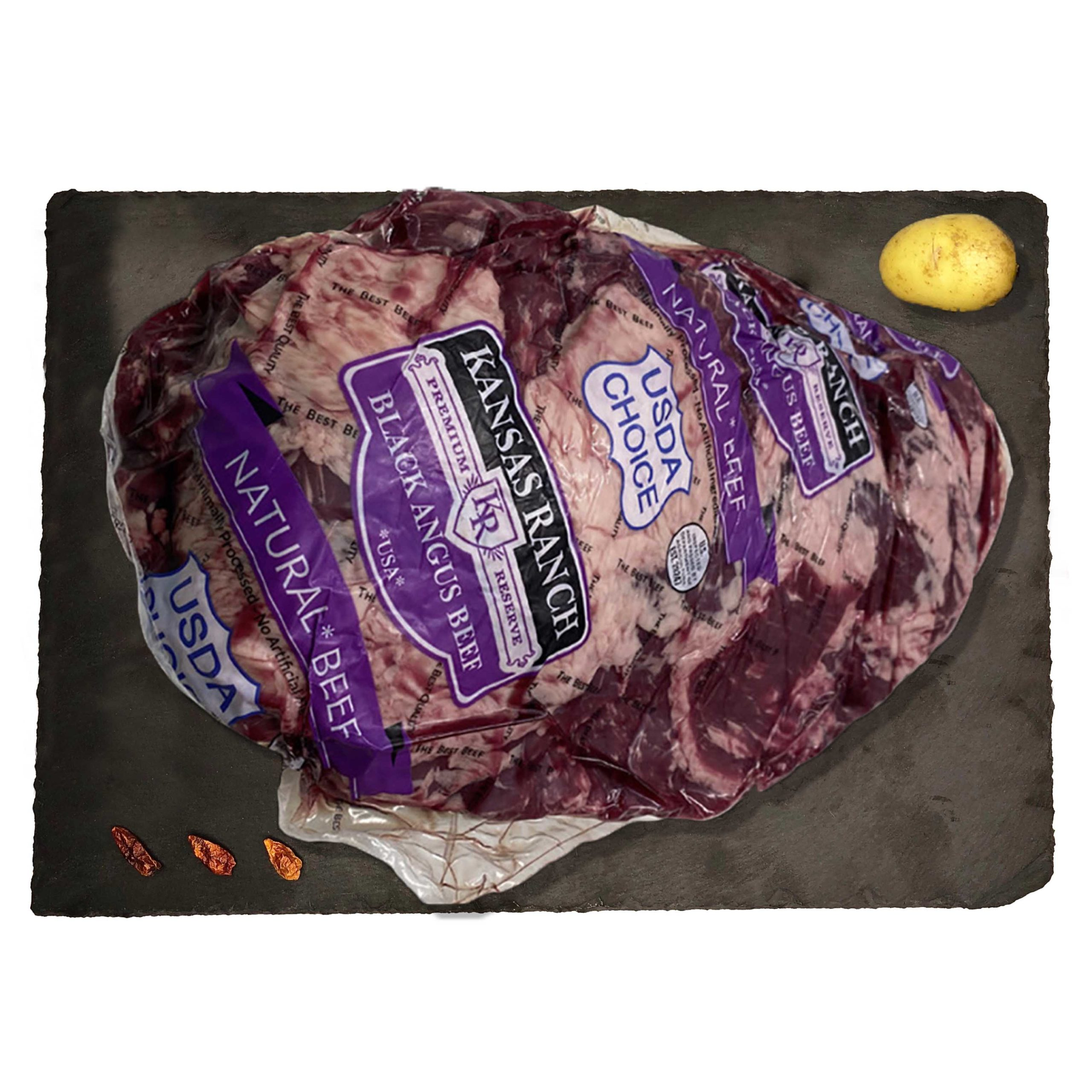 Flap Meat (Bavetta grande) Black Angus USA K-Ranch vendita online