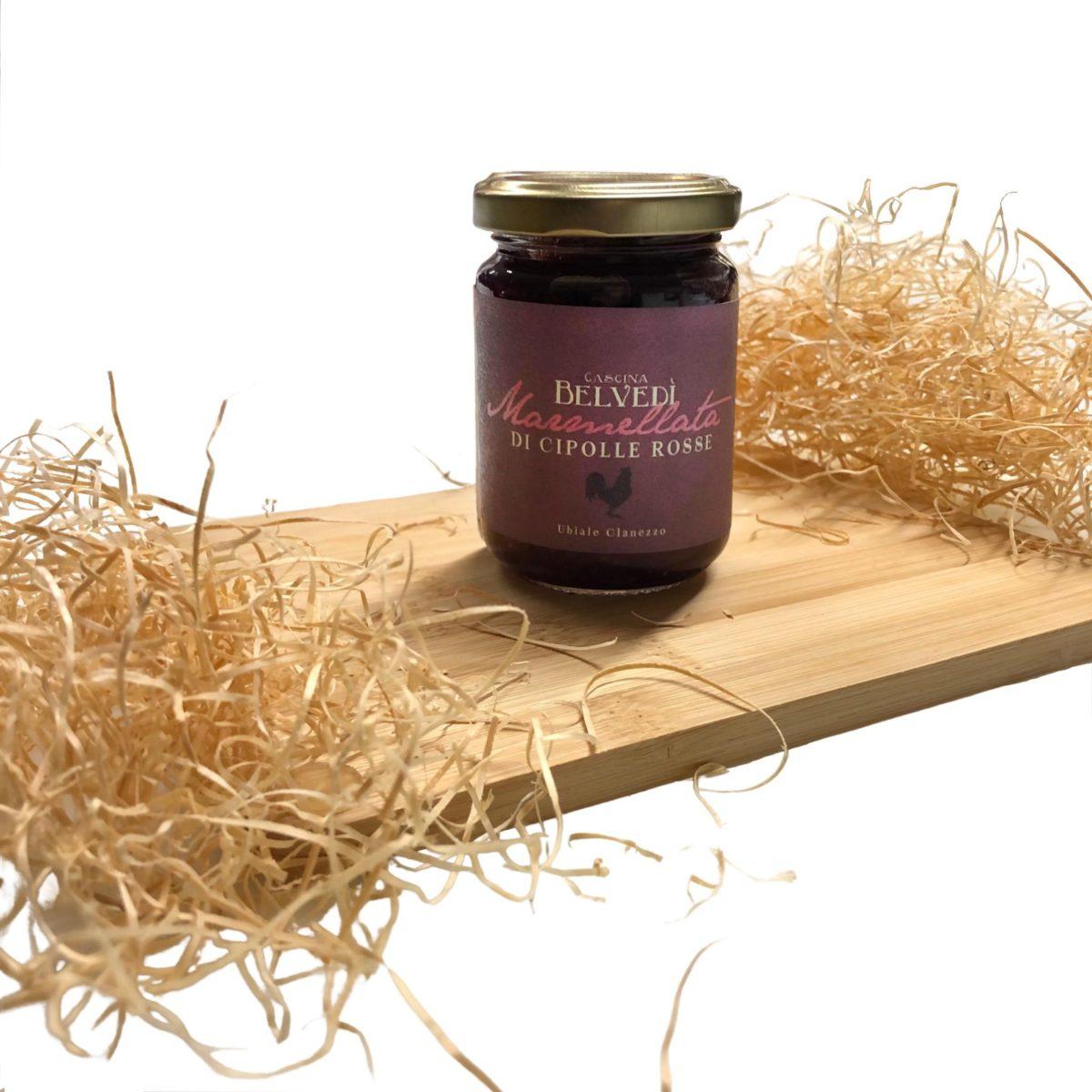 Confettura di Cipolle Rosse marmellata fatta a mano vendita online